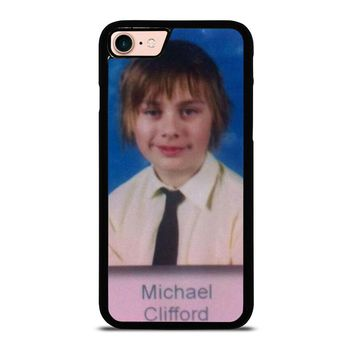 5SOS MICHAEL CLIFFORD iPhone 8 Case Cover