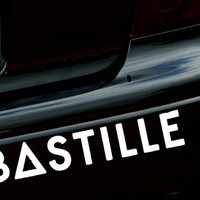 "8"" Wide BASTILLE Logo Vinyl Decal Bumper Sticker Graphic"