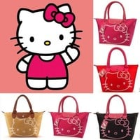 Hello Kitty Waterproof Handbags