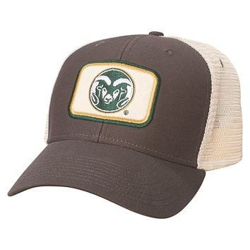 Colorado State Rams Farmers Mesh Adjustable Hat