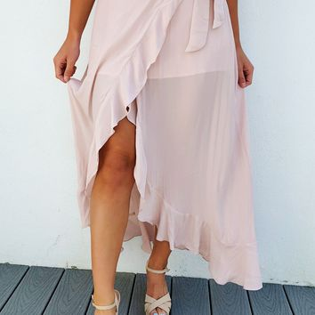 She's All That Skirt: Blush