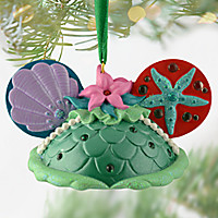 Ariel Ear Hat Ornament