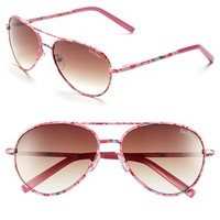 Women's Lilly Pulitzer 'Augusta' 57mm Sunglasses