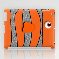 Ornamental Orange Fish Disney finding nemo apple iPad 2, 3 and iPad mini Case