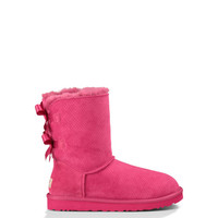 UGG® Official | Women's Bailey Bow Exotic Scales Footwear | UGGAustralia.com