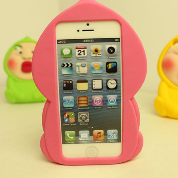 Silicone iPhone Phone Case [8003249223]