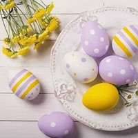 Decorative Ceramic Tile Easter Collection - Easter 0006