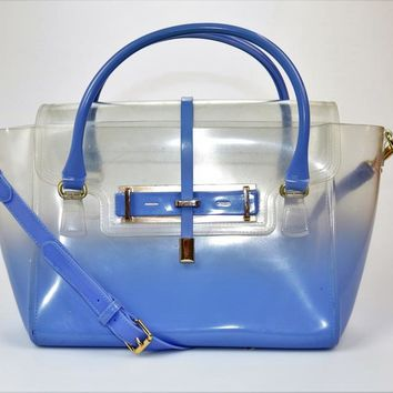 Vince Camuto Jelly Satchel