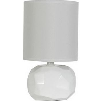 "Mainstays Faceted Lamp, 12"" - Walmart.com"