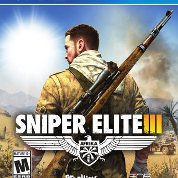 Sniper Elite III - Playstation 3 (Very Good)