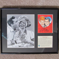 """TOON ART """"I Love Lucy"""" Lucy in the Chocolate Factory Collectible Frame"""
