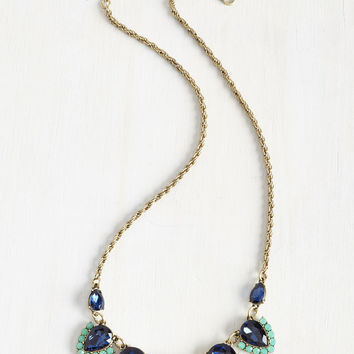 Bling It On Necklace | Mod Retro Vintage Necklaces | ModCloth.com