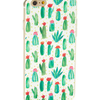 Succulent Soft Case for iPhone