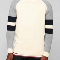 Publish Dirk Crew-Neck Sweater- Cream