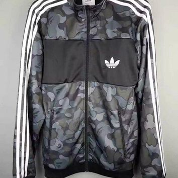 BAPE x ADIDAS Men Jacket