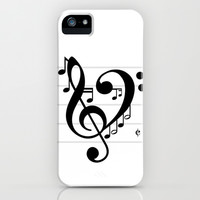 Love Music II iPhone & iPod Case by RichCaspian