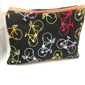 Bicycle Kindle Fire Case kindle sleeve bike by redmorningstudios