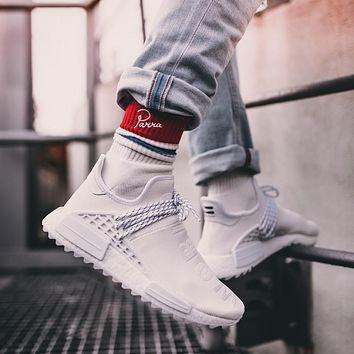 Pharrell Adidas NMD Male and female fashion sneakers