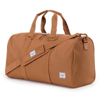 Herschel Supply Co.: Ravine Duffle Bag - Caramel