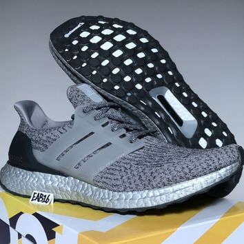 Adidas Ultra Boost M 3.0 Silver Super Bowl Halftime Pack Ultraboost BA8143 Size