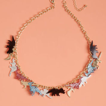 Prehistoric Panache Necklace