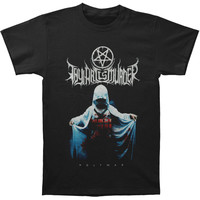 Thy Art Is Murder Men's  Holy War T-shirt Black