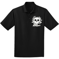 A Day To Remember Men's  Polo Shirt Black