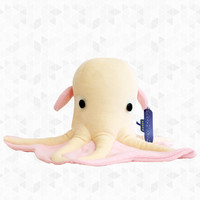 Leonardo the Octopus Plush