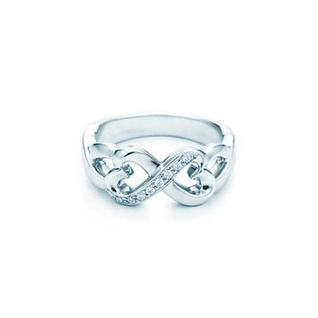 Tiffany & Co. - Paloma Picasso®:Double Loving Heart Ring