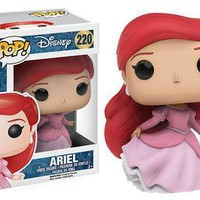 Funko Pop Disney: The Little Mermaid - Ariel Princess Vinyl Figure