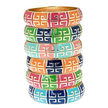 Grecian Bangle Collection {12 Color Options}