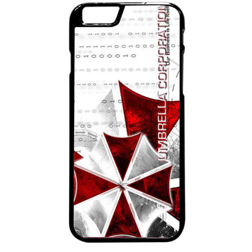 Umbrella Corporation Resident Evil For iPhone 6 Plus Case *ST*