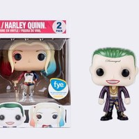 Funko Pop! Suicide Squad, Suicide Squad: The Joker/Harley Quinn [FYE Exclusive][2 pack]