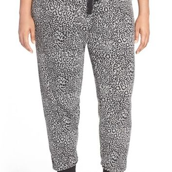 Plus Size Women's PJ Salvage Thermal Pajama Pants,