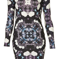 **FLOWER POP MINI DRESS BY JADED LONDON