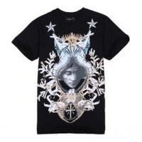 Givenchy Inspired Angel Flower Tee Shirt - Online Fashion Accessories - With Love Kirsten
