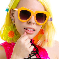 Creamsicle Candy Sunnies