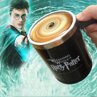 Hogwarts Harry Potter Automatic self stirring mug