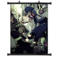 "Dramatical Murder Anime Fabric Wall Scroll Poster (16"" x 23"") Inches"