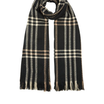 Isla Check Scarf | Multi | Accessorize