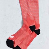 Staple X ICNY 3M Reflective Cross Half Calf Sock- Red One