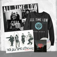 Future Hearts Crewneck Bundle : HLR0 : Hopeless Records