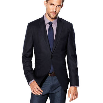 Vince Camuto Notch Lapel Modern Fit Sport Coat