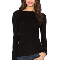 GETTINGBACKTOSQUAREONE St. Germain Sweater in Black