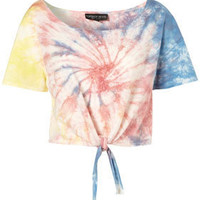 Petite Tie Dye Tee - New In This Week - New In - Topshop