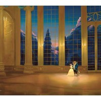 "Disney Dreams Art - Original True as it can be ""20x30"" by Rob Kaz"