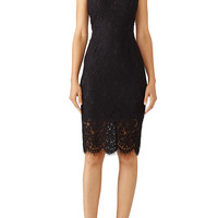 Rachel Zoe Black Suzette Dress