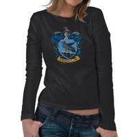 Ravenclaw Crest 2 T Shirt from Zazzle.com