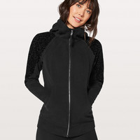 Scuba Hoodie IV *Floral Flock | Women's Hoodies + Vests | lululemon athletica