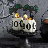 Halloween Treat Container, Set of 2